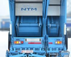 Śmieciarka NTM KGBH-2K-FK