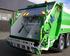 Śmieciarka NTM KG-2K