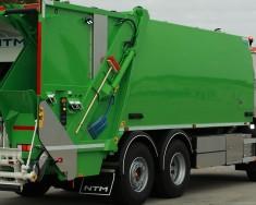 Śmieciarka KG-2B