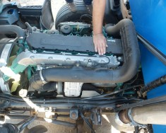 Śmieciarka NTM-KGLS Volvo zasialnie
