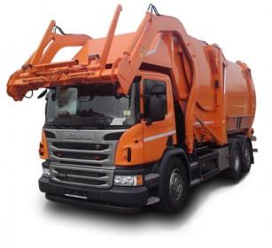 Nowa śmieciarka dla Miejskiego Przedsiębiorstwa Gospodarki Komunalnej w Chełmie