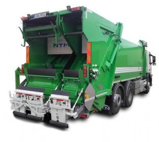 Nowa śmieciarka trzykomorowa dla Ekosystemu z Wąbrzeźna