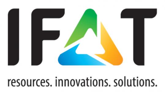 Zespół handlowy NTM  na targach IFAT 2016!
